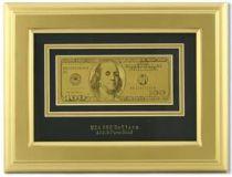 Картина с банкнотами (США) [HB-077-G] купить