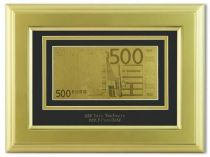 Картина с банкнотами (Евро) [HB-045-G] купить