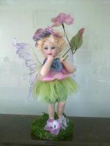 Кукла сувенирная-Фея [LU-09-187] купить