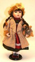 Кукла фарфоровая [WL-B-16190] купить