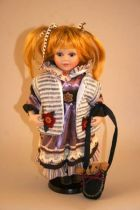 Кукла фарфоровая [WL-B-16191] купить
