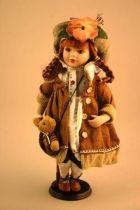 Кукла фарфоровая [WL-B-16194] купить