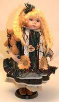 Кукла фарфоровая [WL-B-16195] купить