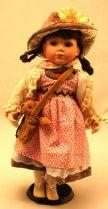 Кукла фарфоровая [WL-V-1665] купить