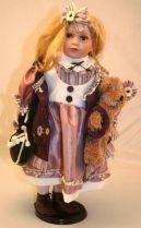 Кукла фарфоровая [WL-B-2090] купить