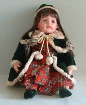 "Кукла декор. 24"" [PD-464-24] купить"