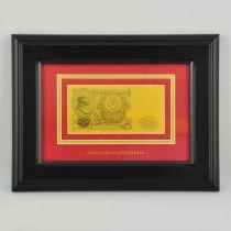 Картина с банкнотой 100 руб. [HB-792] купить