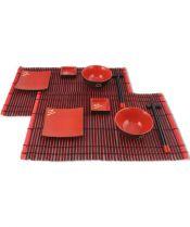 """Набор для риса и суши """"Красное и черное"""" [DS-2BPS4] купить"""