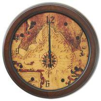"""Настенные часы """"Вокруг света"""" [OC2/126] купить"""