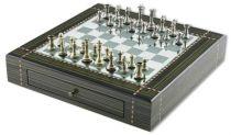 """Игральный набор """"Европейские игры"""" (шахматы и шашки) [CS72] купить"""