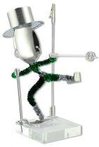 """Статуэтка """"Ложка в шапке - лыжник"""" [S0010] купить"""