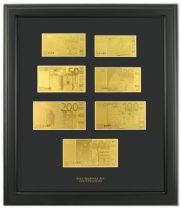 Картина с банкнотами (Евро) [HB-003] купить