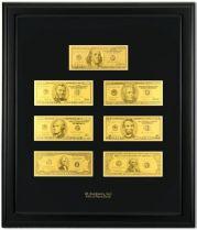 Картина с банкнотами (США) [HB-078] купить