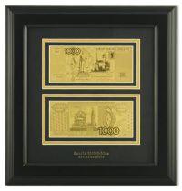 Картина с банкнотами (Россия) [HB-095] купить