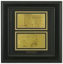 Картина с банкнотами (Евро) [HB-092] купить