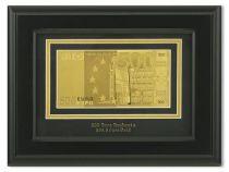 Картина с банкнотой 500 Euro [HB-045] купить