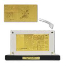 Картина с банкнотой 500 Euro [HB-059] купить