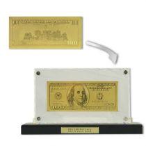 """Картина с банкнотой""""100$"""" [HB-079] купить"""