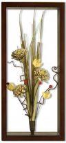 Цветы в рамке [SF-F7X16NAT122] купить