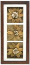 Цветы в рамке [SF-F7X16NAT072] купить