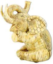 """Статуэтка """"Слон сидящий"""" [F23716] купить"""