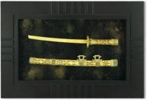 Катана из кости [XMS-4836] купить