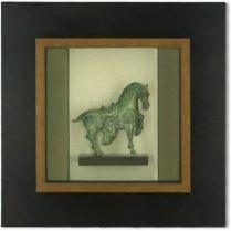 Боевой конь, династия Tang, бронза, правый [6535A] купить