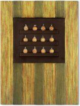 """Картина """"Нефритово-серебряные знаки зодиака"""" [XMS-8121] от Olives, Art. mp_17491 Olives"""