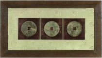 """Картина """"3 счастливые монетки"""" [XMS-3337] купить"""