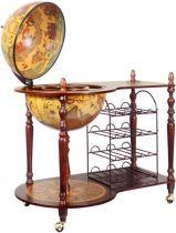 Глобус-бар со столиком напольный [TE-CAR42-99-10] купить
