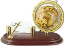 Глобус с подставкой для ручек [SA057] купить