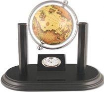 Глобус с часами [SA096BC] купить