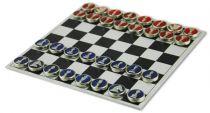 Набор шахмат,медальоны (мет.средний) [WG-0339] купить