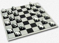 Набор шашек фигурных мет.средний [WG-0506] купить