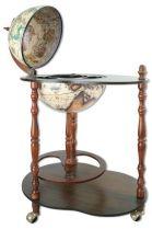 Глобус-бар столик напольный [TE-CAR-33-SW] купить