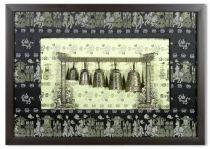 """Картина """"Древне-китайские бронзовые колокола"""" [XMS-264] купить"""