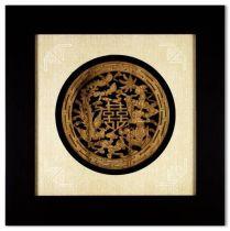 """Картина """"Деревянный дракон и феникс"""" [XMS-1460] купить"""