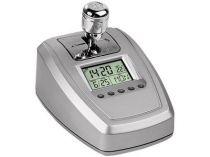 Часы с датой, термометром и радио в виде коробки переключения скоростей купить
