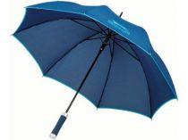Зонт-трость Slazenger полуавтоматический, синий от Oma-Promo, Art. o1_10900101 Promo