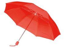Зонт складной Slazenger с двойным куполом механический, красный от Oma-Promo, Art. o1_10903201 Promo