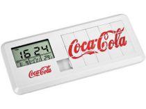 Часы с термометром, датой и игрой «Пятнашки» купить