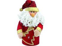 Подарочная коробка «Дед Мороз», красная купить