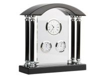 Погодная станция «Нобель»: часы, термометр, гигрометр купить