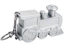 Брелок-рулетка «Паровоз», 1 м, серебристый купить
