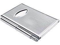 Блокнот с отделением для визиток и ручкой купить