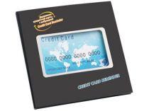 Защитное устройство для кредитных карт. Благодаря встроенному виброзвонку устройство поможет предотвратить потерю Вашей кредитной или другой ценной карты! купить