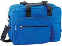 Сумка для ноутбука с отделением для мобильного телефона, синяя от Oma-Promo, Art. o1_935912 Promo