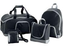 Набор сумок 4 в 1: дорожная сумка с отделением для обуви, сумка для фотоаппарата, футляр для косметических принадлежностей, рюкзак. 3 сумки складываются в одну, что экономит место при хранении купить