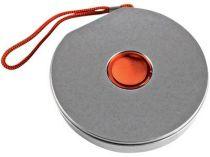 Футляр для 10 CD-дисков с хлястиком для ношения на руке, красный купить