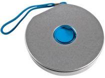 Футляр для 10 CD-дисков с хлястиком для ношения на руке, синий купить